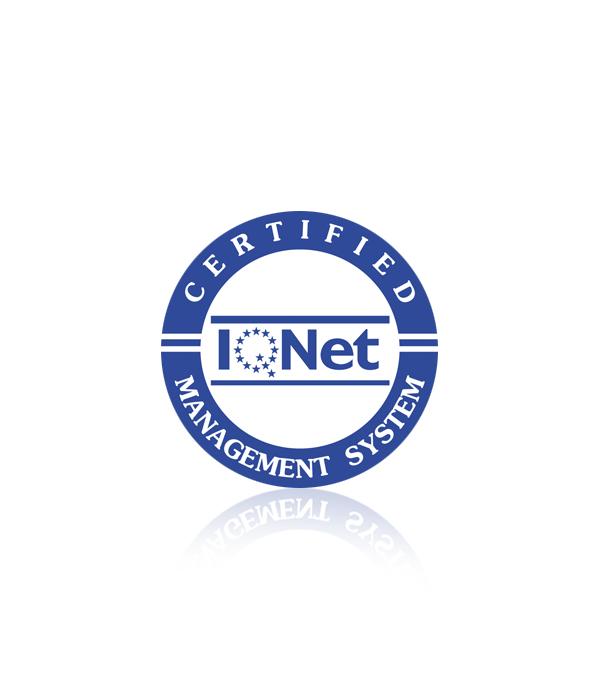 FOTO certyfikaty ISO-IQNet