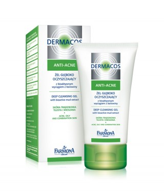 dermacos ANTI-ACNE zel