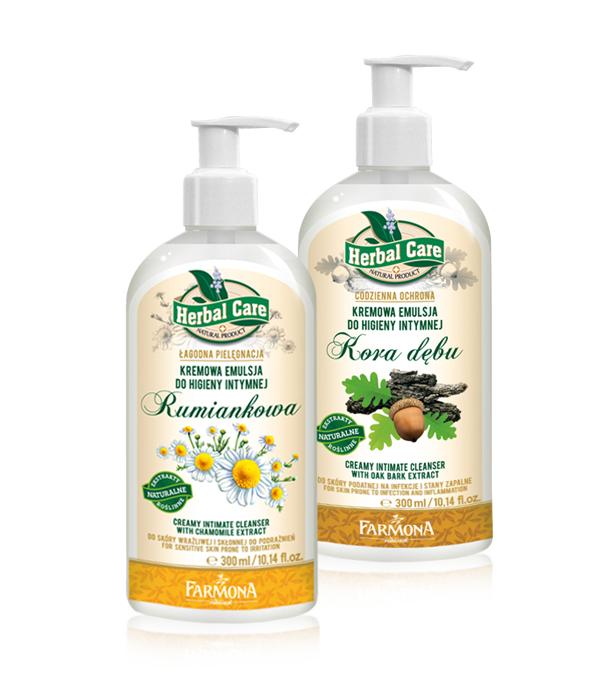 herbal_care higiena intymna zestaw