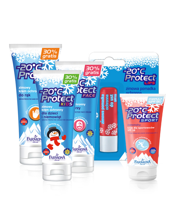 -20 Protect - Pielęgnacja twarzy