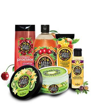 Kosmetyki Tutti Frutti - Pielęgnacja ciała