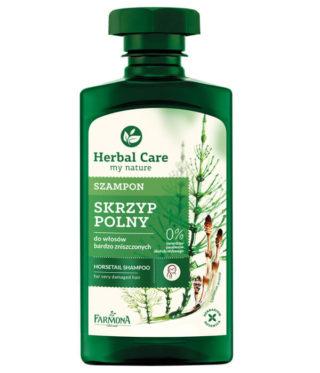 Szampon Skrzyp Polny Herbal Care