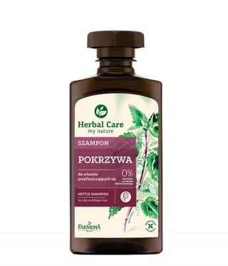 Szampon Pokrzywowy Herbal Care od LKN Farmona