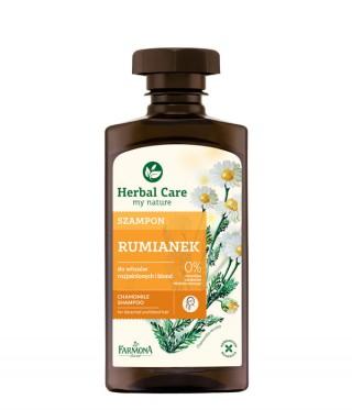 Szampon Rumiankowy Herbal Care od Farmony