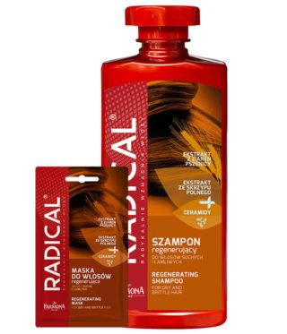 RADICAL linia do włosów suchych i łamliwych