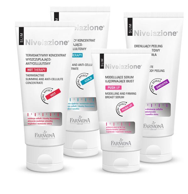 Nivelazione Slim - Pielęgnacja ciała