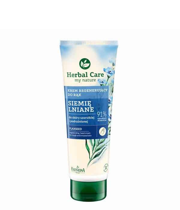 Herbal Care siemię lnianie - Polskie kosmetyki naturalne