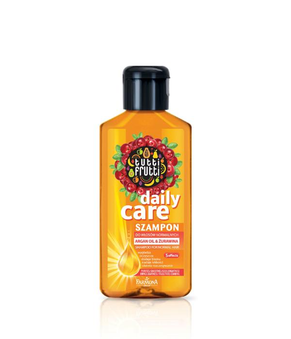 szampon z olejkiem arganowym tutti frutti
