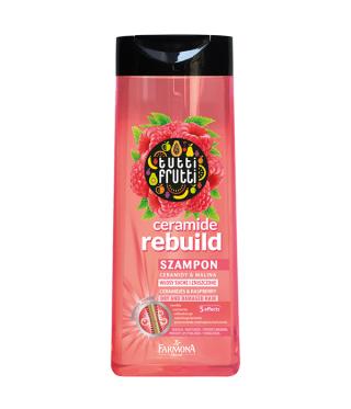 Tutti Frutti ceramide rebuild - Polskie kosmetyki naturalne