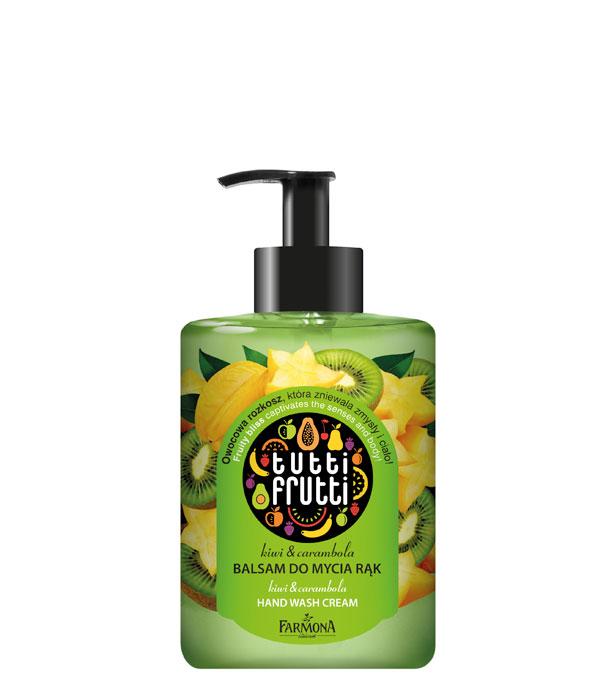 Tutti Frutti balsam do mycia rąk Kiwi & Karambola - Balsam do ciała