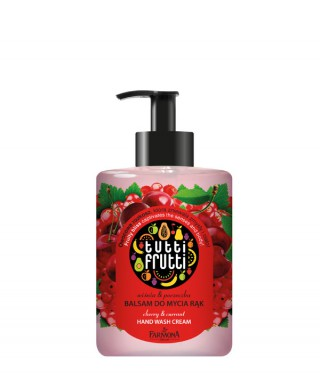 Tutti Frutti Wiśnia & Porzeczka balsam do mycia rąk - Balsam do ciała