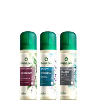 Herbal Care Dezodorant do stóp - Pielęgnacja ciała