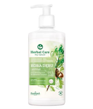 Ochronny żel do higieny intymnej Kora Dębu Herbal Care