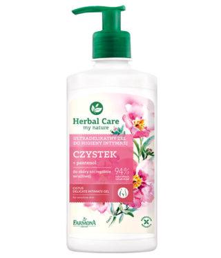 Żel do higieny intymnej Czystek Herbal Care