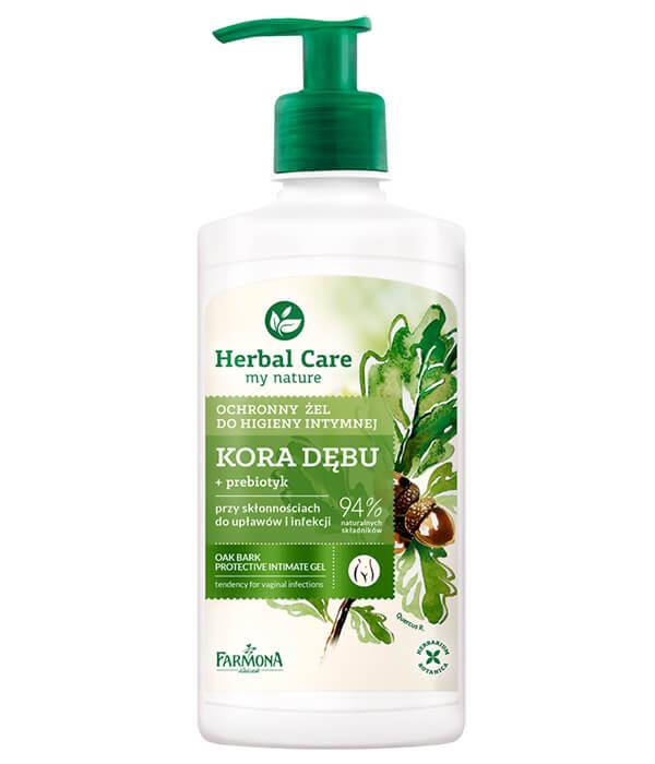 Żel do higieny intymnej Kora Dębu Herbal Care