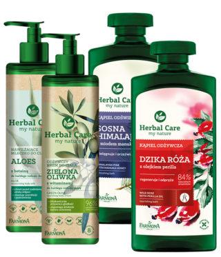 HERBAL CARE pielęgnacja ciała
