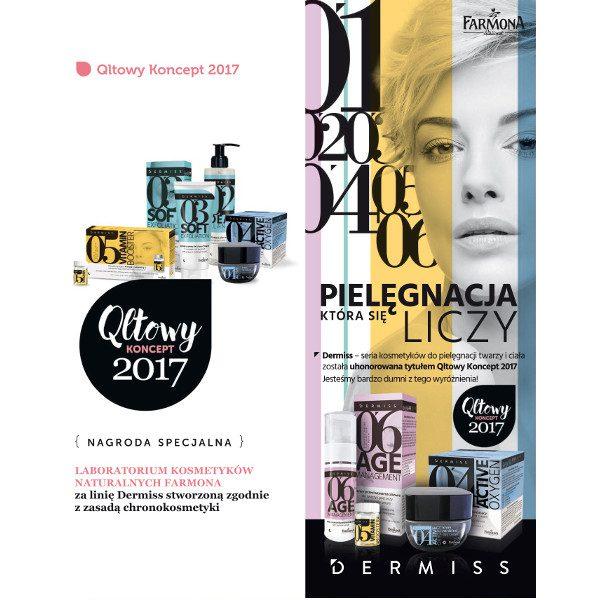 qltowy kosmetyk dla marki Dermiss
