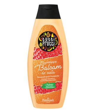 Pomarańcza&Truskawka nawilżający balsam do ciała