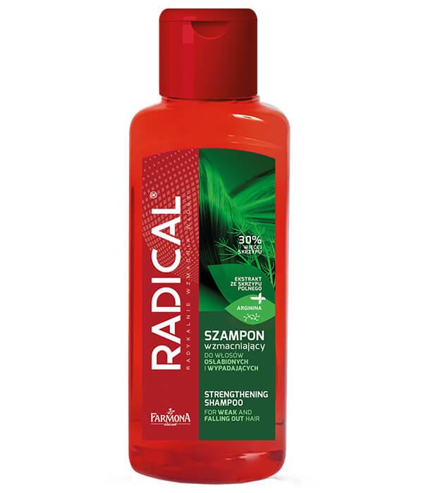 Mini-szampon wzmacniający Radical