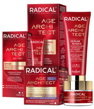 RADICAL AGE ARCHITECT 50/60/70