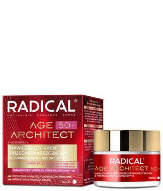 Nawilżający krem przeciwzmarszczkowy RADICAL AGE ARCHITECT 50+