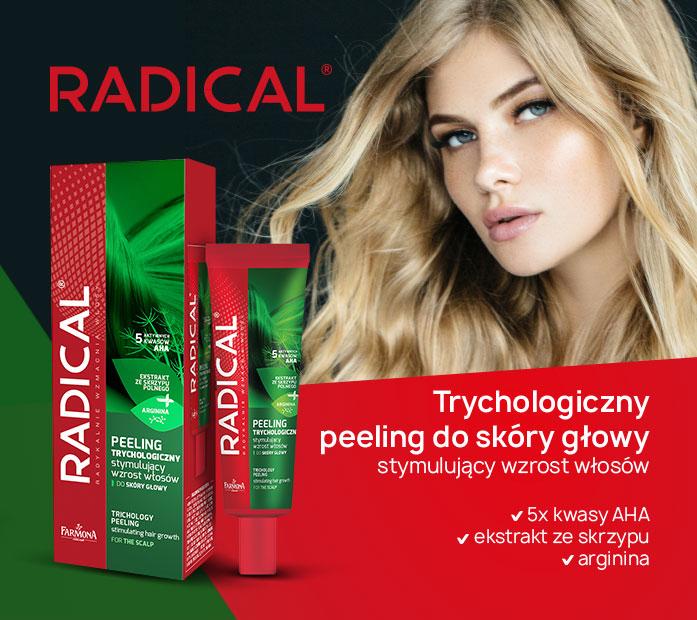 Radical Peeling Trychologiczny