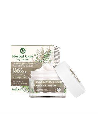 Herbal Care maseczki do twarzy z białą komosą