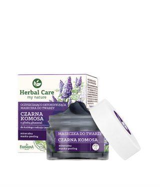 Herbal Care Maseczki do twarzy z czarną komosą