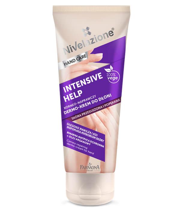 Korneo-naprawczy dermo-krem do dłoni INTENSIVE HELP
