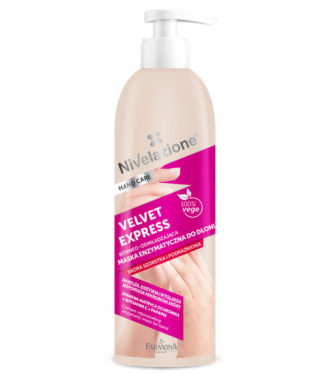 Korneo-odmładzająca maska enzymatyczna do dłoni VELVET EXPRESS