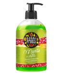 Mydło w płynie z olejkami owocowymi i witaminą F