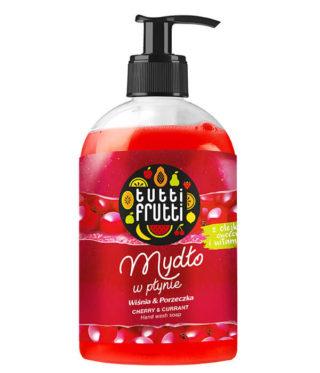 Mydło w płynie z olejkami owocowymi i witaminą A