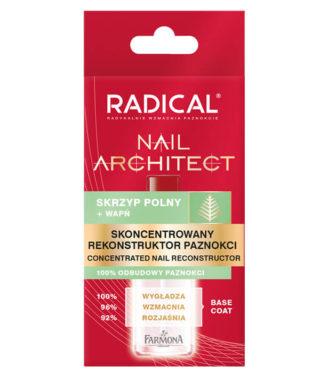 RADICAL NAIL ARCHITECT skoncentrowany rekonstruktor paznokci