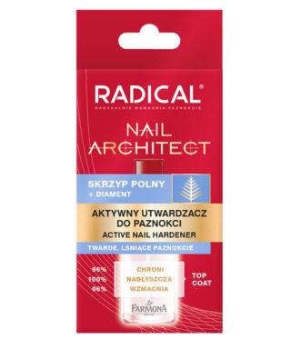 RADICAL NAIL ARCHITECT aktywny utwardzacz do paznokci