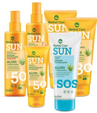 Herbal Care Sun