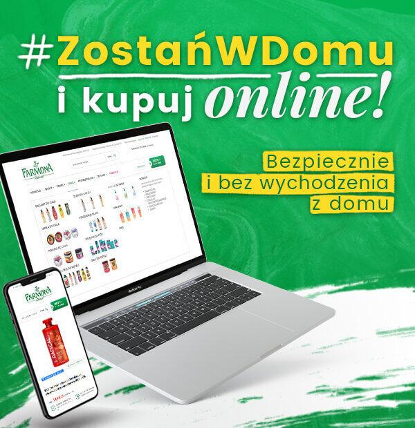 Zostań w domu i rób zakupy online