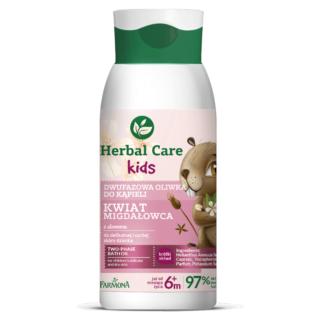 Herbal Care Kids Dwufazowa oliwka do kąpieli, 300ml
