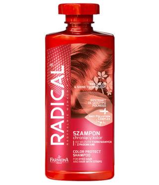 RADICAL Szampon ochraniający kolor do włosów farbowanych i z pasemkami