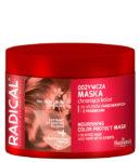 RADICAL Odżywcza maska ochraniająca kolor do włosów farbowanych i z pasemkami