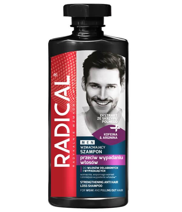 RADICAL MEN Wzmacniający szampon przeciw wypadaniu włosów