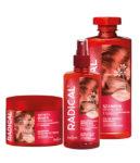 Radical do włosów farbowanych