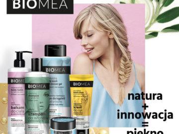 BIOMEA linia kosmetyków
