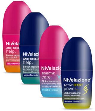 NIVELAZIONE Blokery zapachów