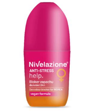 Nivelazione Anti-Stress help Bloker zapachu dla kobiet 24h 50ml