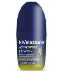 NIVELAZIONE Active Sport Bloker zapachu do skóry nadpotliwej i dla uprawiających sport 50ml